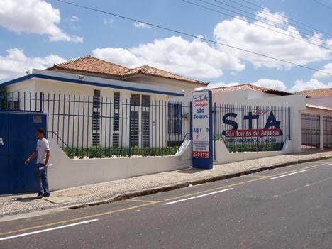Antiga unidade na Rua Lisandro Nogueira