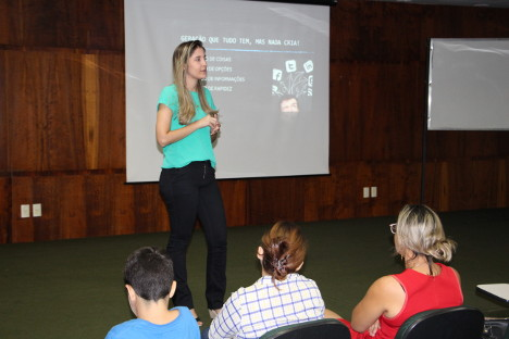 Marcelle Beatriz - Psicóloga do Pro Campus